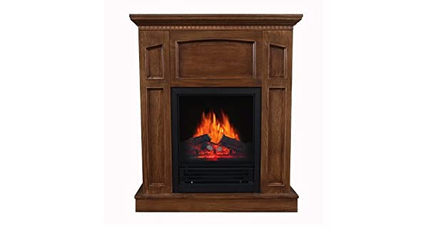 Amazon.com: Emerson Electric Fireplace: Home & Kitchen