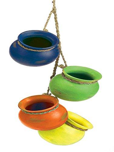 Round Pot Planter (Set of 4)