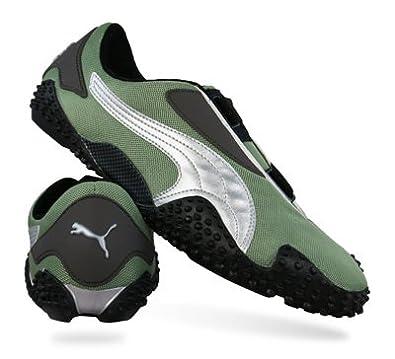 chaussures de séparation e9248 c2e1f Puma Mostro Mesh femmes chaussures / Chaussures - vert ...