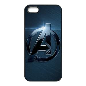 The Avengers Logo iPhone 5 5s Cell Phone Case Black