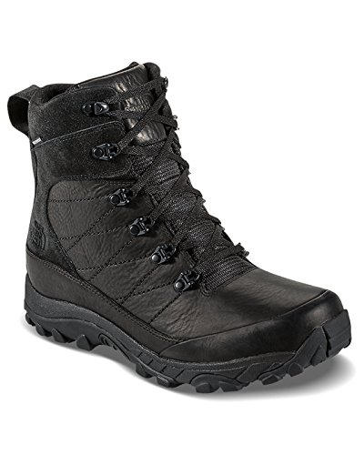 The North Face Men's Chilkat Leather TNF Black/TNF Black ...