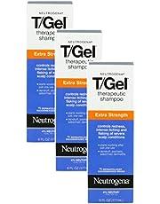 Neutrogena T Gel Shampoo Extra Strength (Pack of 3)