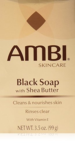Ambi Skin Care Black Soap With Shea Butter
