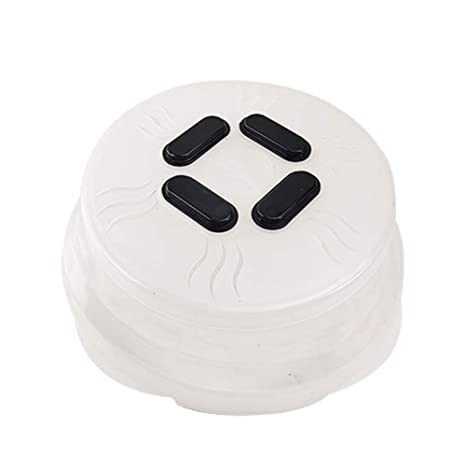 Onetek - Tapa para placa de microondas con orificios de ...