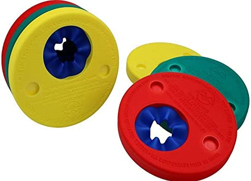 Delphin - Manguitos de natación para niños, hechos de espuma, varios colores