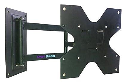 Buy Smart Shelter Swivel Type Movable Wall Mount Bracket For Lcd Led