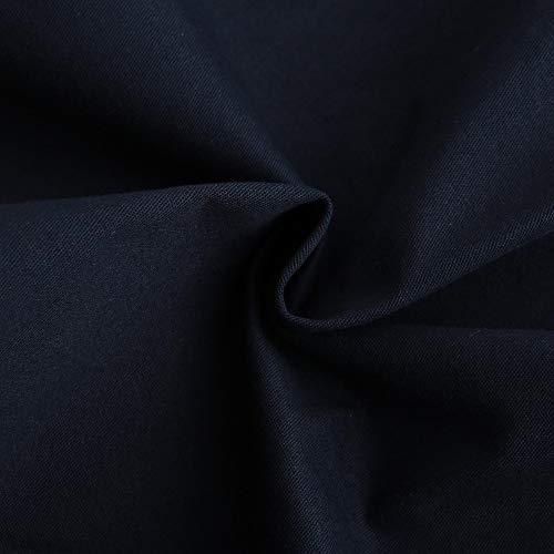 Slim Outwear Cappotto Ragazze Da Moda Colore Puro Giacca Lungo Vicgrey Parka Autunno Inverno ❤ Donna Cardigan Gilet Eleganti Marina Fit On0xqaRS