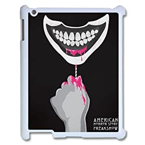 American Horror Story For Ipad 2/3/4 Case Designed by Windy City Accessories