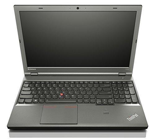 Lenovo ThinkPad T540p 15.6-Inch FHD - 2.6GHz Intel Core i5-4300M Processor, 8GB DDR3, 500GB HDD, Intel HD Graphics 4600 + NVIDIA GeForce GT 730M, Windows 7 Pro - Black (Ultranav Trackpoint Keyboard)