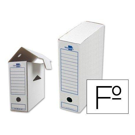 Liderpapel DF02 - Caja archivo definitivo