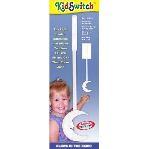 KidSwitch KS100W Light Switch Extender