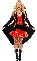 Music Legs Blood Sucking Vampire Countess Plus Size Costume