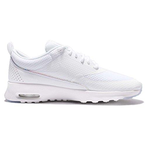 Air Mujer Bianco Premium Bianco Max Zapatos 8 Thea 5 qRw4x5TP
