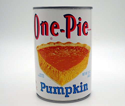 One-Pie Pumpkin pie filling - Christmas Pie Filling