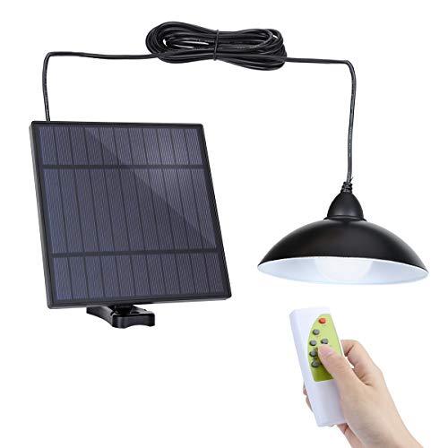 Outdoor Solar Ceiling Light in US - 8