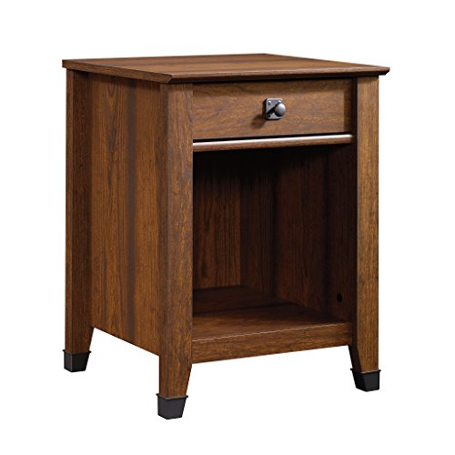 Sauder 415050 Carson Forge Night Stand, L: 18.78