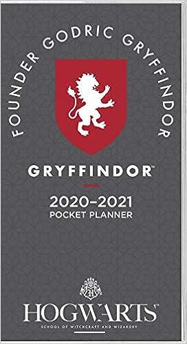 Back To School Trends 2020.Harry Potter 2020 Pocket Planner Hogwarts School Of