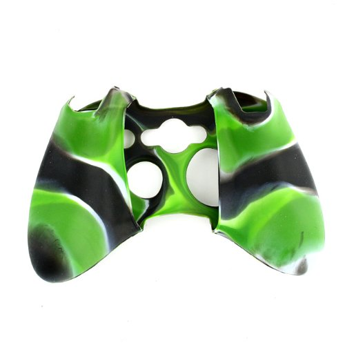 xbox 360 camo wireless controller - 5