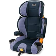 Chicco KidFit Booster Car Seat, Celeste