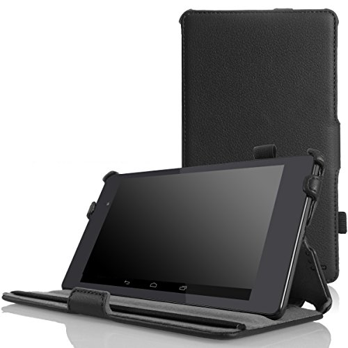 MoKo Google Nexus 7 2013 FHD 2nd Gen Case - Slim-Fit Multi-angle Stand Cover Case with Auto Wake / Sleep for Google Nexus 2 7.0 Inch 2013 Generation Android 4.3 - 7 Tablet Inch Case Nexus