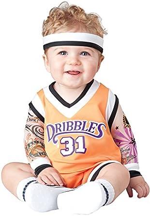 Amazon.com: InCharacter disfraz de jugador de baloncesto ...