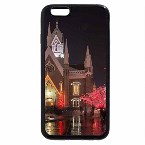 iPhone 6S Case, iPhone 6 Case (Black & White) - Chiurch