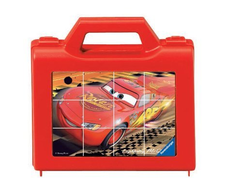 Ravensburger-07489-Disney-Cars-Puzzle-de-cubos-12-piezas