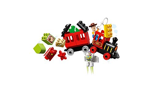 41Ug8uosVFL - LEGO DUPLO Disney Pixar Toy Story Train 10894 Building Blocks (21 Piece), New 2019