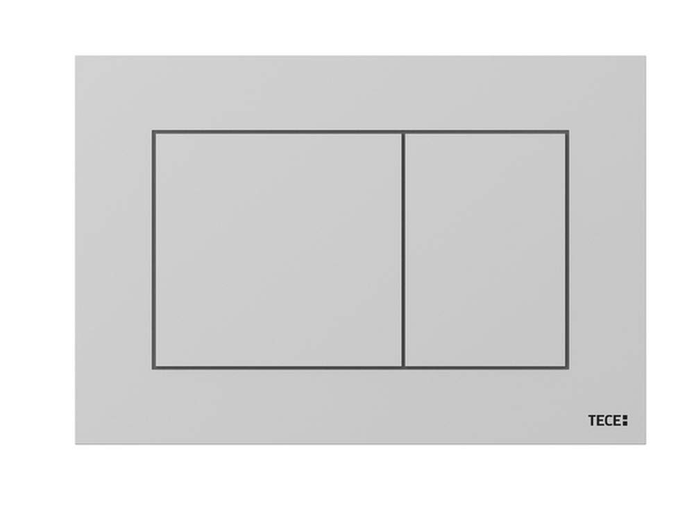 TECE Now 9240402 Plaque de commande pour WC Chrom/é mat