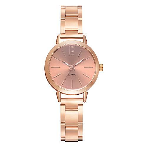 d20f54448414 ZCON - Reloj de Pulsera analógico de Cuarzo para Mujer