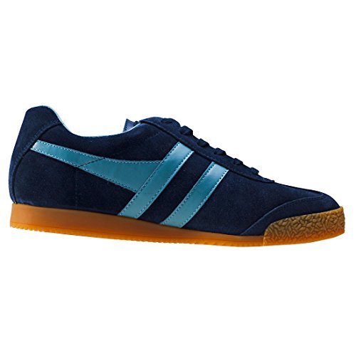 Gola Heren Kiekendief Mode Sneaker Marine / Sky Blue