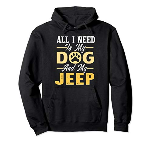 Dog Jeep Lover-Hoodie for men-Hoodie for Women