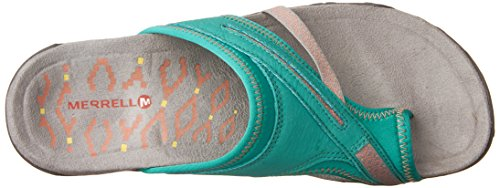 Merrell Womens Terran Post Ii Sandalo Atlantis