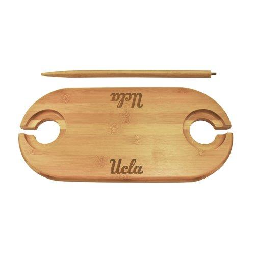 UCLA Bamboo Picnic Table