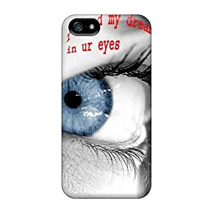 6Plus Case Cover Protector Specially Made For Iphone 5/5s Eyes