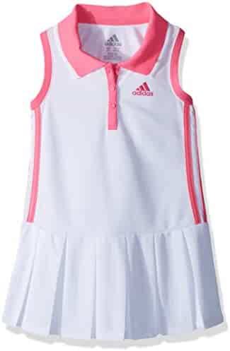 adidas Girls' Yrc Active Polo Dress
