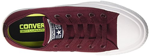 Converse Unisex Chuck Taylor II Ox Basketball Shoe Deep Bordeaux 2014 newest online outlet online shop cheap sale hot sale 2014 newest cheap online pick a best cheap price JqQFW
