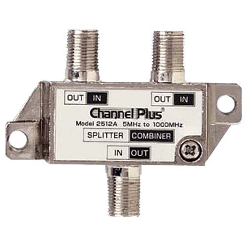 Ir Passing Splitter - Channel Plus Dc And Ir Passing Splitter And Combiner (2 Way)