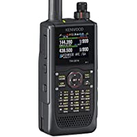 Kenwood Original TH-D74A 144/220/430 MHz Triband With Ultimate in APRS and D-Star Performance (Digital) Handheld Transceiver - 5W