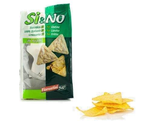 triángulos orgánica de gluten de maíz de 20 g: Amazon.es: Alimentación y bebidas