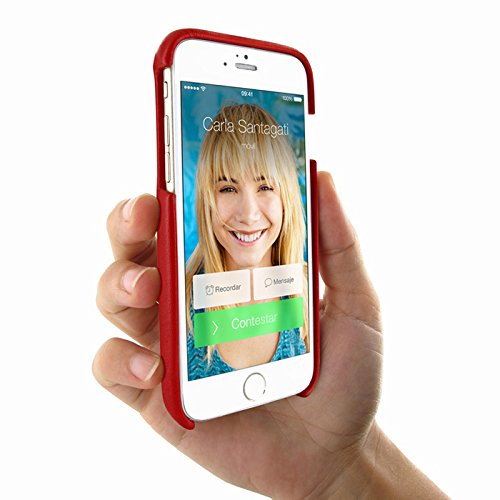 Piel Frama 683R PIELFRAMA 683R für Apple iPhone 6 in rot