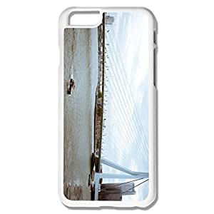 IPhone 6 Cases Erasmus Bridge Rotterdam Design Hard Back Cover Proctector Desgined By RRG2G