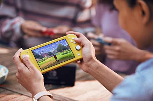 Nintendo Switch Lite - Yellow 6