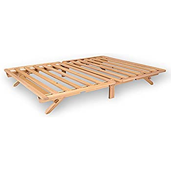 this item full size fold a bed compact bed frame