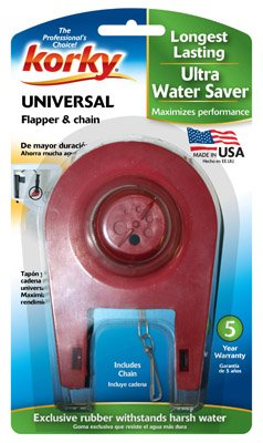 Lavelle Industries 100BP Korky Ultra Water Saver Flapper