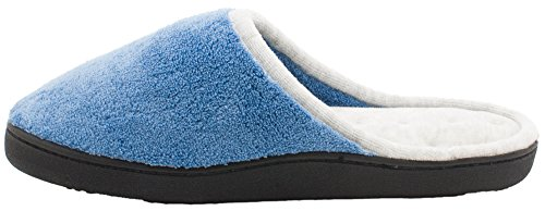 Width Wider Microterry Clog Denim On Feet Your Slippers Chukka Women's xYfn17qT