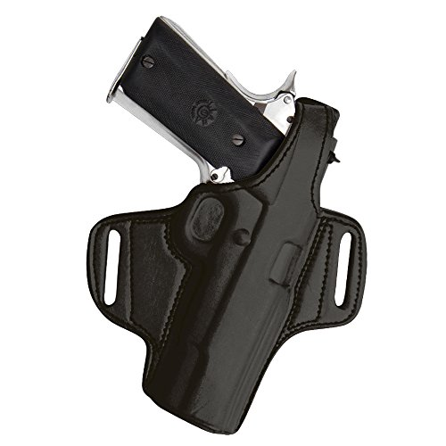Tagua BH1-1160 Thumb Break Belt Holster, Kahr P380, Black, Right Hand by Tagua