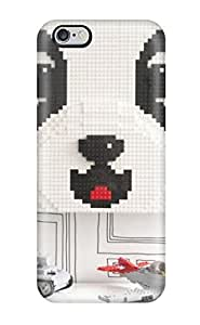 High Quality Jamella Panda Artwork In Child8217s Bedroom Skin Case Cover Specially Designed For Iphone - 6 Plus by lolosakes