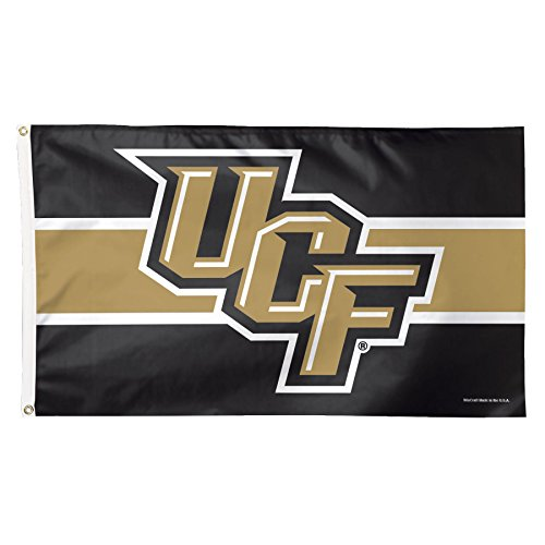 NCAA Central Florida Knights Flag Deluxe, 3 x 5-Foot