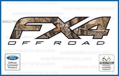 1997 /<-/> 2010 Ford Super Duty 4x4 Realtree Decals Stickers Max4 HD F250 F350 450